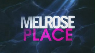 Melrose Place (2009 TV series) - Image: Melroseplace 2009logo