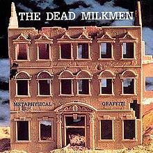 Dead Milkmen Death Rides A Pale Cow
