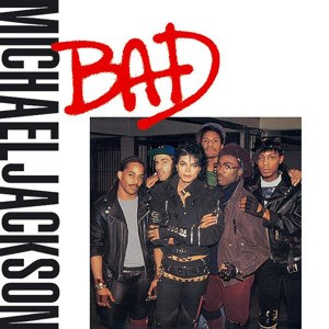 Bad (Michael Jackson song) - Image: Michael Jackson Bad