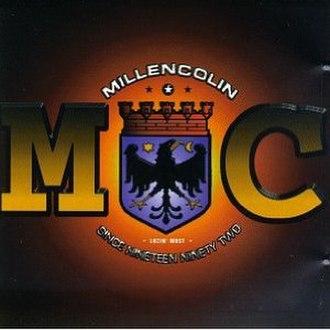 Lozin' Must - Image: Millencolin Lozin' Must cover