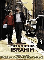 Picture of a movie: Monsieur Ibrahim
