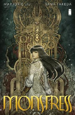 Monstress (comics) - Wikipedia
