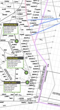North Atlantic Tracks - Wikipedia