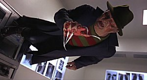 Wes Craven's New Nightmare - Freddy Krueger's appearance in New Nightmare was the original concept Wes Craven had for the character in A Nightmare on Elm Street (1984).