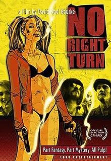 <i>No Right Turn</i> 2006 film by David Noel Bourke
