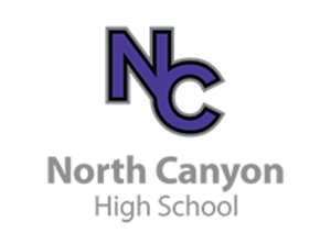 North Canyon High School - Image: North Canyon High School logo 2014