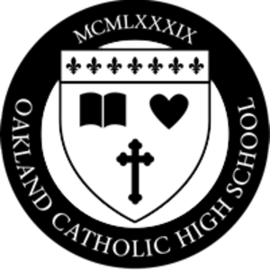 Oakland Catholic High School - Image: Oaklandcatholichs