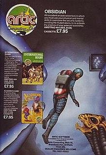 <i>Obsidian</i> (1986 video game)