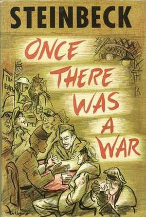 Once There Was a War - First edition (publ. Viking Press)