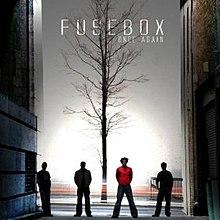 once again fusebox album studio album by fusebox