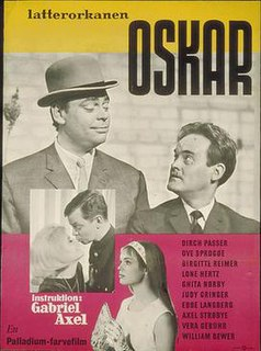 <i>Oskar</i> (film) 1962 film by Gabriel Axel