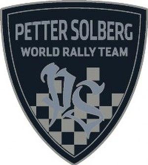 Petter Solberg World Rally Team - Image: PSWRT logo