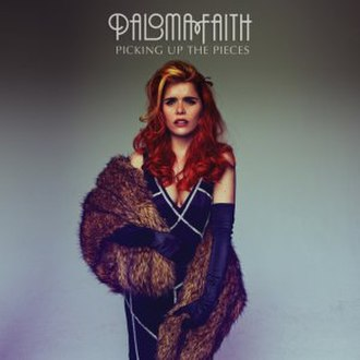 Picking Up the Pieces (Paloma Faith song) - Image: Paloma Faith PUP