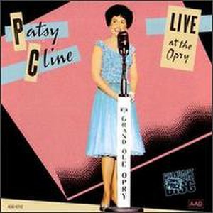 Live at the Opry - Image: Patsy Cline Live