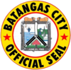 Official seal of Batangas City