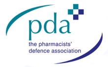 Pharmacists' Defence Association Logo