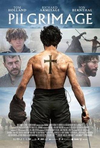 Pilgrimage (2017 film) - Image: Pilgrimgae poster