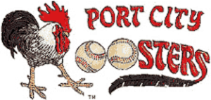 Port City Roosters - Image: Port City Roosters Logo