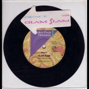 Glam Slam - Image: Prince Glam Slam