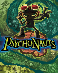 <i>Psychonauts</i> 2005 video game developed by Double Fine Productions