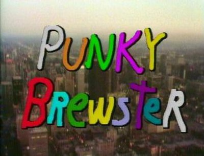 Picture of a TV show: Punky Brewster