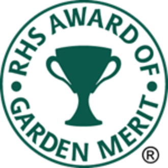Award of Garden Merit - Royal Horticultural Society Award of Garden Merit