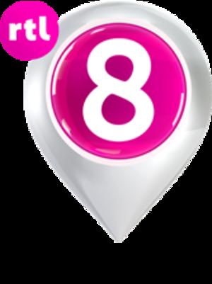 RTL 8 - Image: RTL8 logo 2012