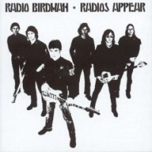 Radios Appear - Image: Radio Birdman Radios Appear Front Cover