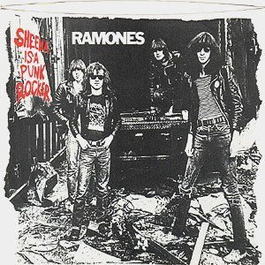 Sheena Is a Punk Rocker - Image: Ramones Sheena Is a Punk Rocker cover