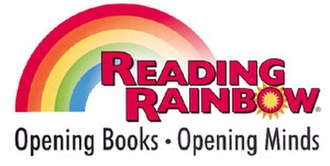 Reading Rainbow - Image: Reading rainbow 2ndlogo