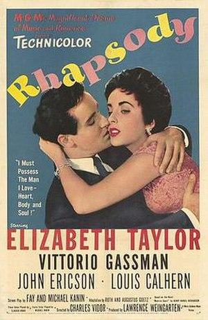 Rhapsody (film) - Image: Rhapsody 1c