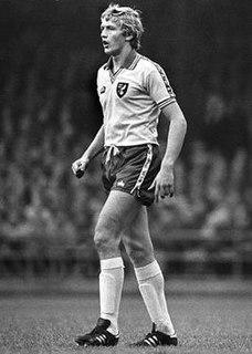 Roger Brown (footballer) English footballer and manager