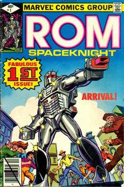 Image result for rom spaceknight comic
