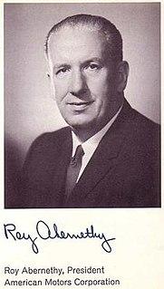 Roy Abernethy