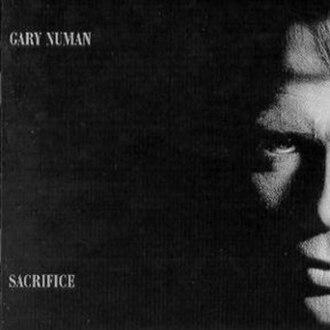 Sacrifice (Gary Numan album) - Image: Sacrifice (Gary Numan album cover)