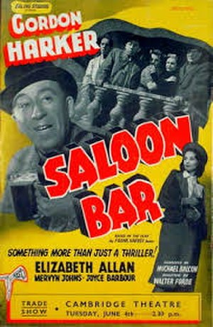 Saloon Bar - Image: Saloon Bar