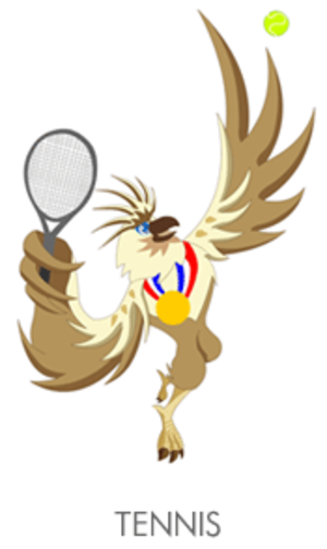 Tennis at the 2005 Southeast Asian Games - Tennis at the 2005 Southeast Asian Games logo