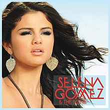6e928669b84c5 Selena Gomez & the Scene - A Year Without Rain (single cover).jpg