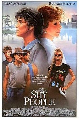 Shy People - Image: Shy people