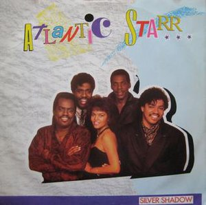 Silver Shadow (song) - Image: Silver Shadow Atlantic Starr