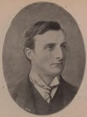 Edward Grey, 1st Viscount Grey of Fallodon - Grey in 1895
