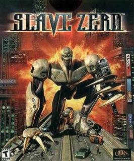 <i>Slave Zero</i> 1999 video game