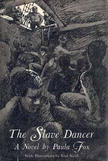 the slave dancer book report Thirteen-year-old jesse bollier welcomed the pennies he made playing the fife on the docks of new orleans but then he was kidnapped and thrown aboard a slave ship.