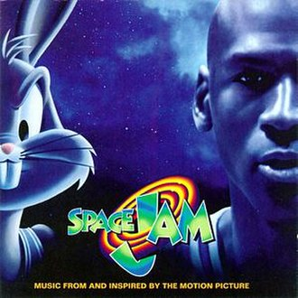 Space Jam (soundtrack) - Image: Space Jam Soundtrack Album Cover