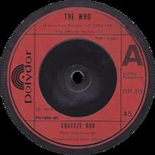 Squeeze Box par The Who UK vinyl.png