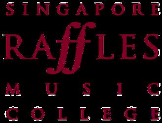 Singapore Raffles Music College - SRMC logo