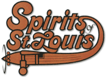 Spirits of St. Louis logo