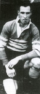 Stan Brogden English rugby union and rugby league footballer, and sprinter