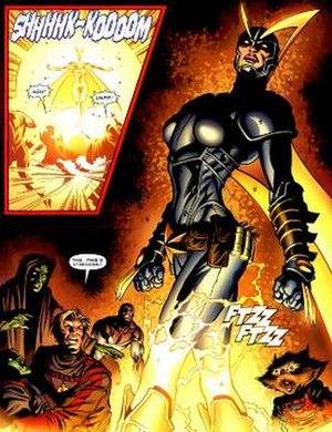 Starhawk (comics) - Image: Starhawk Got G vol 2 issue 5