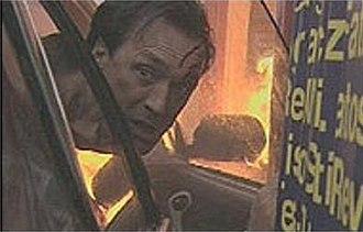 Steve Owen (EastEnders) - Steve's demise in 2002